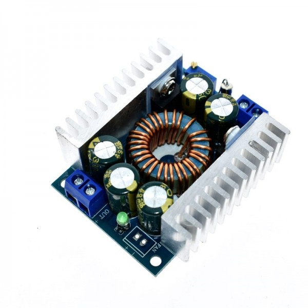 100W High Power Low Ripple Adjustable Step-down Module 95% Efficient Car Power Module 12/24V to 3.3V/5/12V
