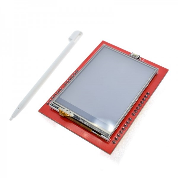 LCD module TFT 2.4 inch LCD screen ILI9341 Drivers for Arduino UNO R3 Board and support mega 2560