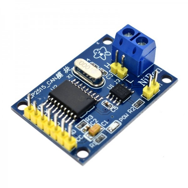 MCP2515 CAN Bus Module Board TJA1050 Receiver SPI For 51 MCU ARM Controller
