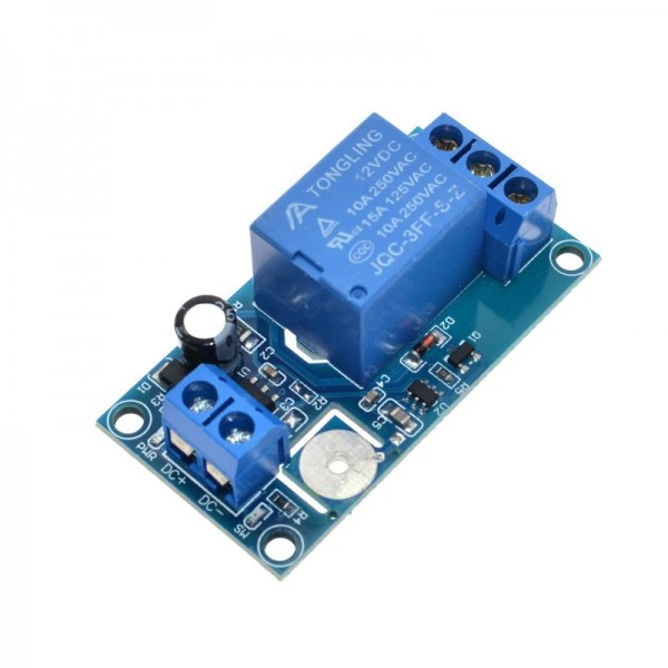 12V 1 Channel Touch Relay Module Capacitive Touch Switch For Arduino TTP223