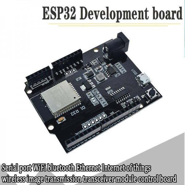 ESP32 For Wemos D1 Mini For Arduino UNO R3 D1 R32 WIFI Wireless Bluetooth Development Board CH340 4M Memory One