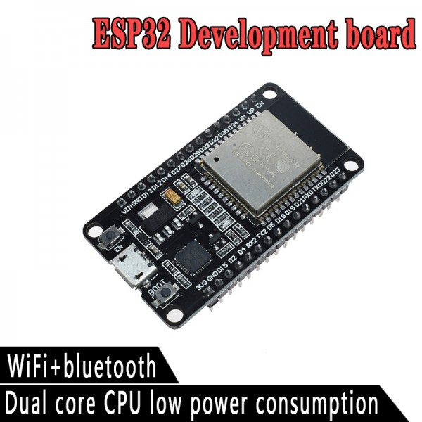 ESP32 Development Board WiFi and Bluetooth Ultra-Low Power Consumption Dual Core