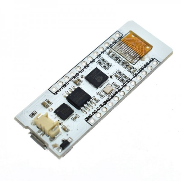 ESP8266 WIFI Chip 0.91 inch OLED CP2014 32Mb Flash Internet of things Board PCB for NodeMcu